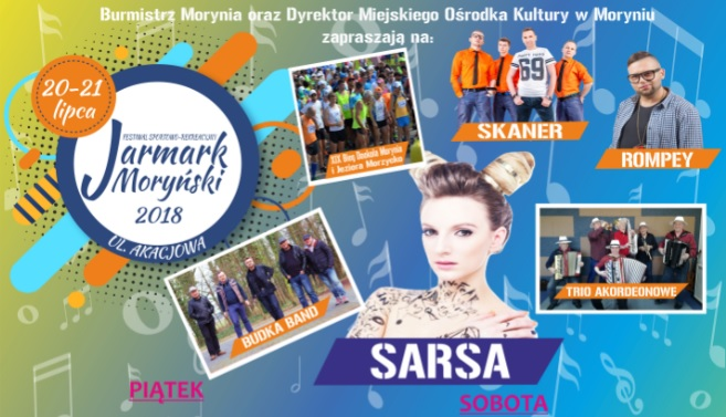 Jarmark Moryński 2018 [PROGRAM]