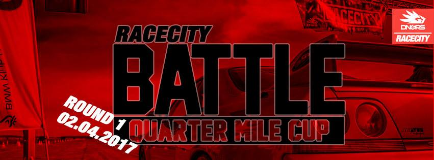 Na lotnisku odlot! Race City Battle Round One